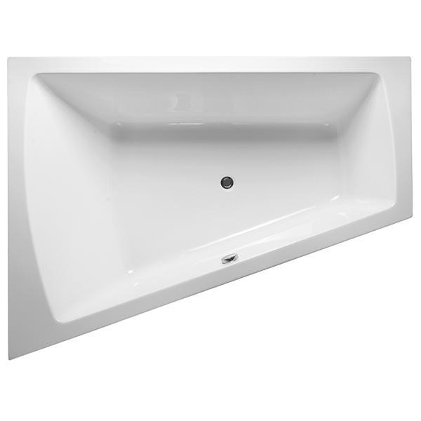Trinity 170x130 L БелаяВанны<br>Акриловая ванна Vayer Trinity 170x130 угловая асимметричная левая.<br>Ванна Ваер Тринити выполнена в форме трапеции с острыми углами и четкими линиями, которые придают ей современный и стильный внешний вид. Прямые линии, лаконичность, изысканность внешнего облика ванны Trinity идеально сочетаются с ее высокой функциональностью.<br>Ванна изготовлена из 100% литьевого акрила европейской марки Lucite (Англия) с усиленным армирующим слоем по всей внутренней поверхности. Изначальный неусиленный лист акрила толщиной 5 мм – роскошный нескользящий высококачественный материал, который прекрасно поддается реставрации после многих лет использования.<br>В комплекте поставки: акриловая ванна.<br>