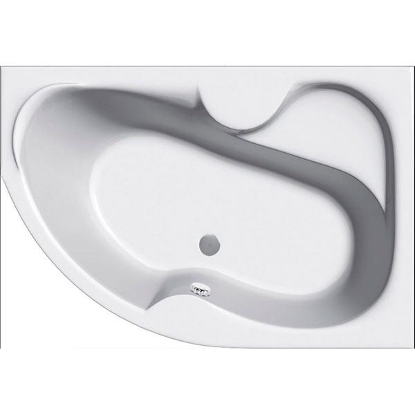 Azalia 160x105 R БелаяВанны<br>Акриловая ванна Vayer Azalia 160x105 угловая правая.<br>Чаша ванны Ваер Азалия имеет форму овала. Элегантный дизайн, лаконичность, изысканность внешнего облика ванны Azalia идеально сочетаются с ее высокой функциональностью.<br>Ванна изготовлена из 100% литьевого акрила европейской марки Lucite (Англия) с усиленным армирующим слоем по всей внутренней поверхности. Изначальный неусиленный лист акрила толщиной 5 мм – роскошный нескользящий высококачественный материал, который прекрасно поддается реставрации после многих лет использования.<br>В комплекте поставки: акриловая ванна.<br>