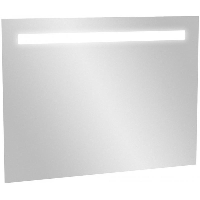 Зеркало Jacob Delafon Parallel 90 EB1414-NF с подсветкой с подогревом и ИК-выключателем зеркало со светодиодной подсветкой 90 65 см jacob delafon parallel eb1414 nf