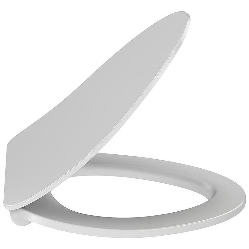 Сиденье для унитаза Jacob Delafon Nouvelle Vague E22124-00 Белое с микролифтом