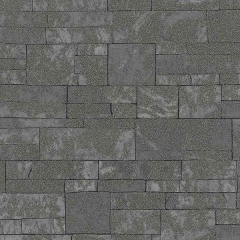 Обои Marburg Imagine 31763 Винил на флизелине (0,53*10,05) Серый, Кирпич