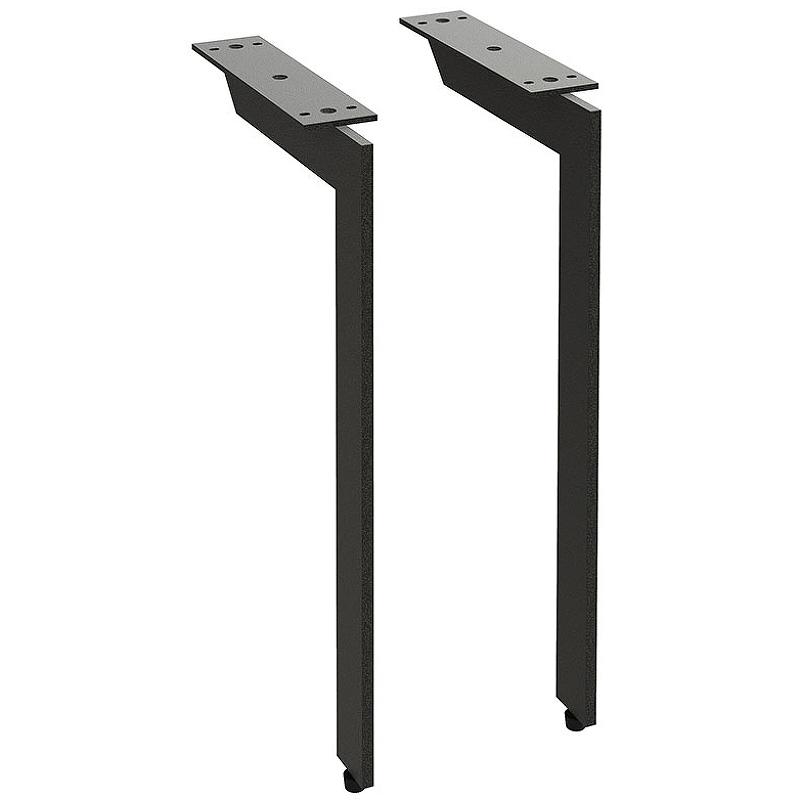 Ножки для тумбы Jacob Delafon Nouvelle Vague EB3055-BLV Черные