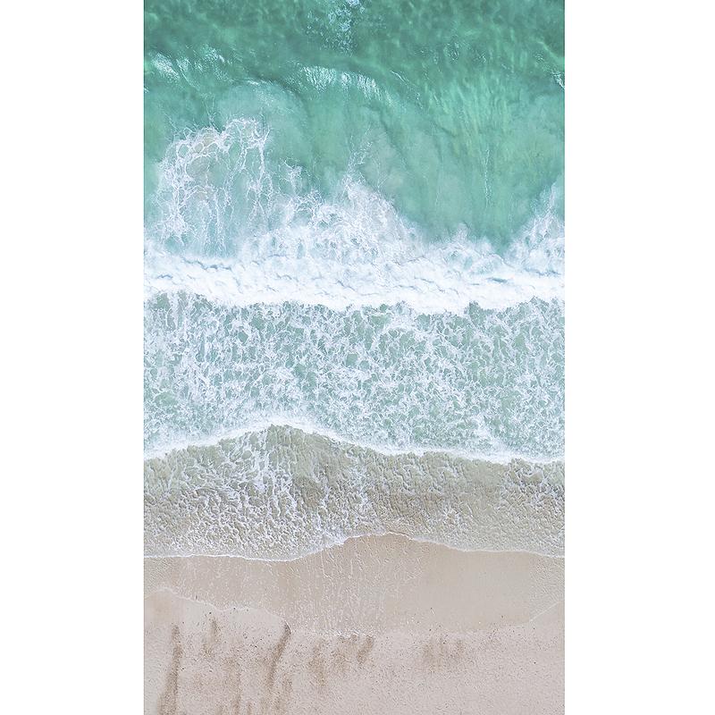Панно Marburg Dune 32547 Винил на флизелине (1,59*2,7) Голубой, Пейзаж