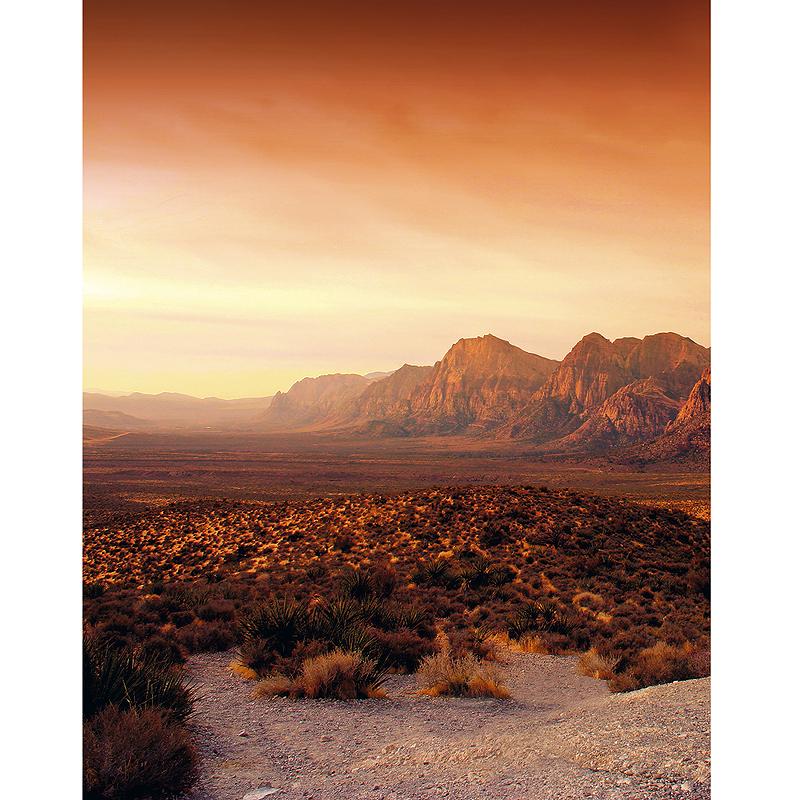 Панно Marburg Dune 32548 Винил на флизелине (2,12*2,7) Оранжевый, Пейзаж