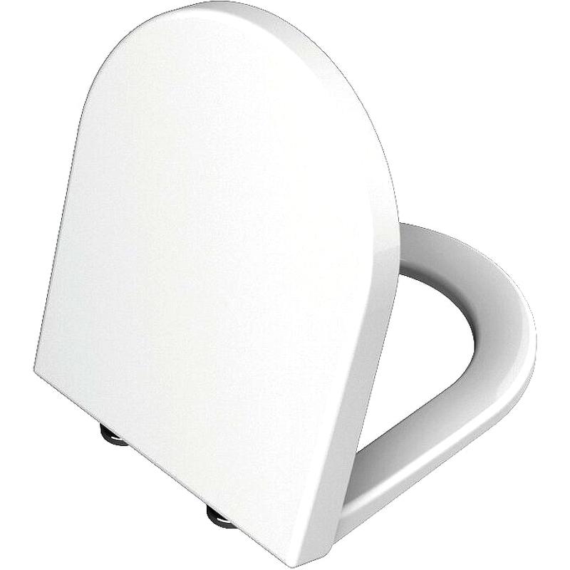 Сиденье для унитаза Vitra Seat 801-003-009 Белое с микролифтом сиденье для унитаза vitra sento с микролифтом 86 003 009
