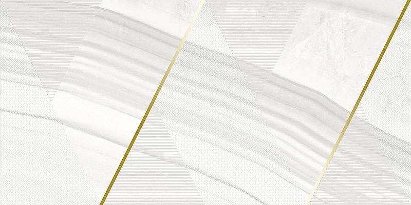 Фото - Керамический декор Laparet Space светлый 25х50 см керамический декор laparet agat geo декор светлый 20x60см