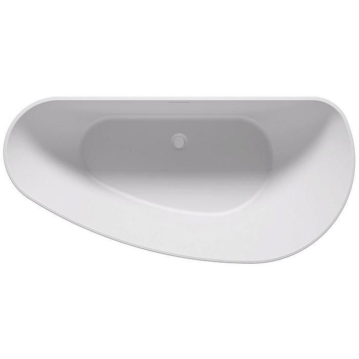 Ванна из искусственного камня Riho Granada 190x90 без гидромассажа ванна из искусственного камня riho burgos 180x102 без гидромассажа