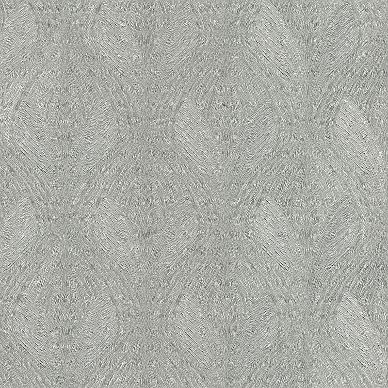 Обои Grandeco Virtuoso VR 3106 Винил на флизелине (1,06*10,05) Серый, Абстракция