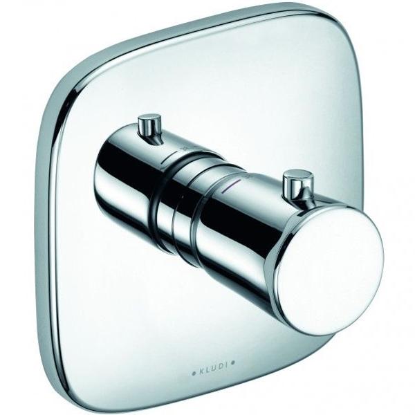 Купить Смеситель для душа, Ambienta 537290575 с термостатом Хром, Kludi, Германия