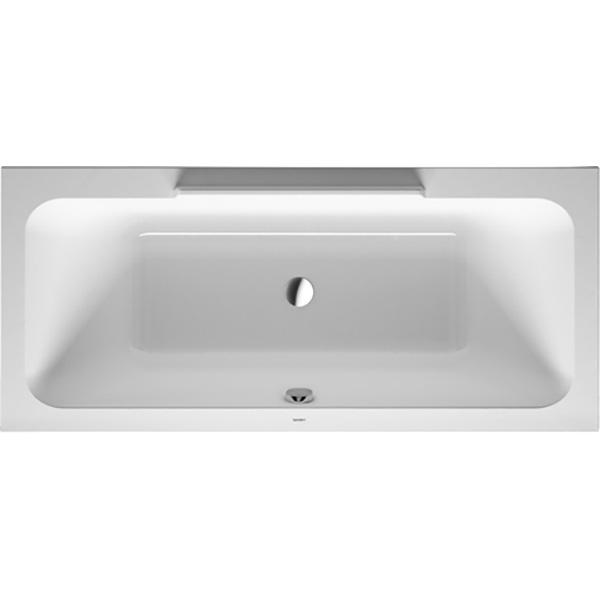 Акриловая ванна Duravit Durastyle 180х80 без гидромассажа акриловая ванна duravit starck tubs showers 700009000000000 180x80