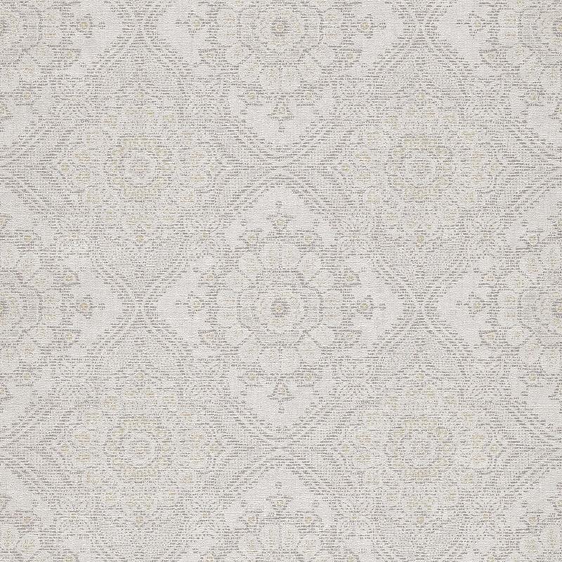 Обои Grandeco Clarence CR 3101 Винил на флизелине (0,53*10,05) Серый, Орнамент
