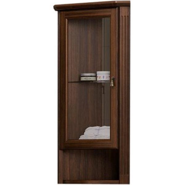 Подвесной шкаф Opadiris Клио 32 L Z0000004518 угловой Орех антикварный фото