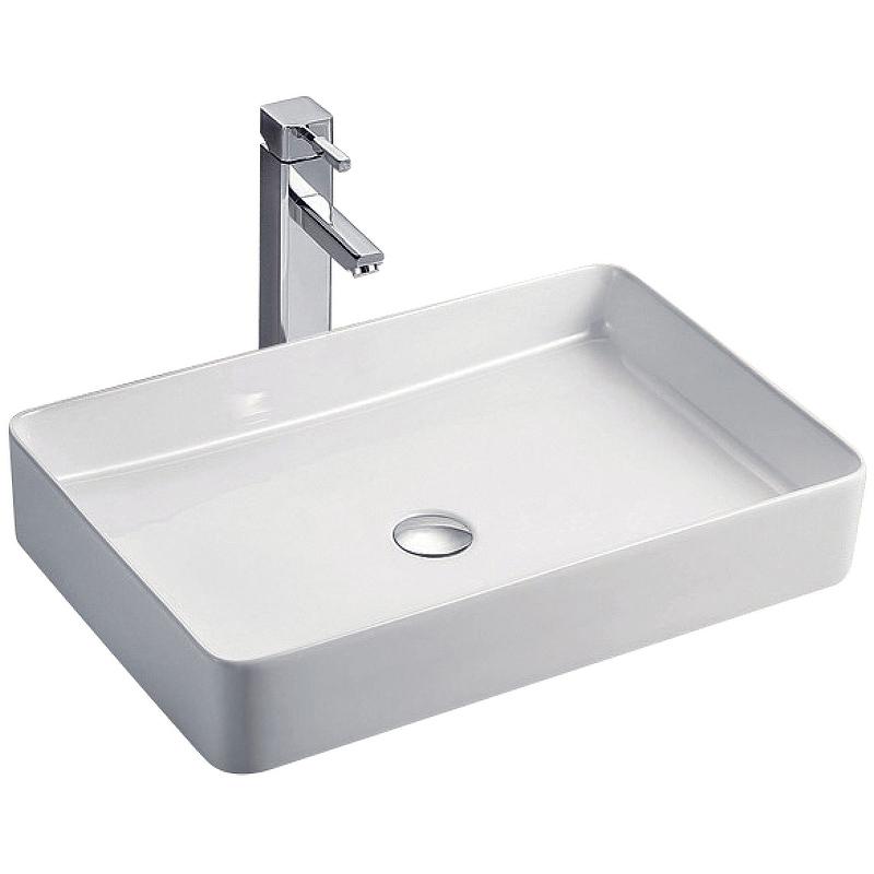 Раковина-чаша Koller Pool Kvadro 60 KR-0600-WB Белая