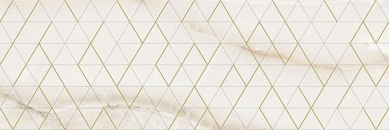 Фото - Керамический декор Laparet Happy Tact бежевый 20х60 см керамический декор laparet agat geo декор светлый 20x60см