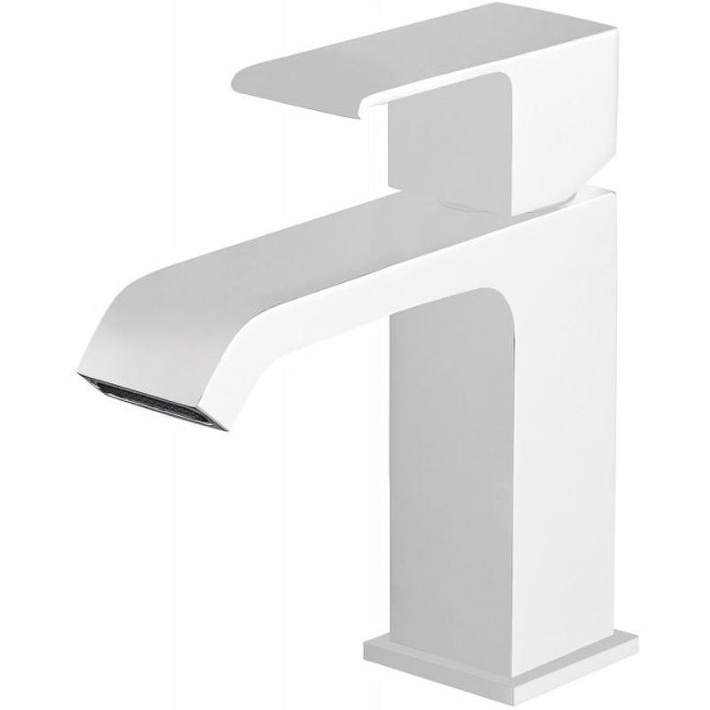 Смеситель для раковины Cezares Porta PORTA-LS1-SS Белый матовый