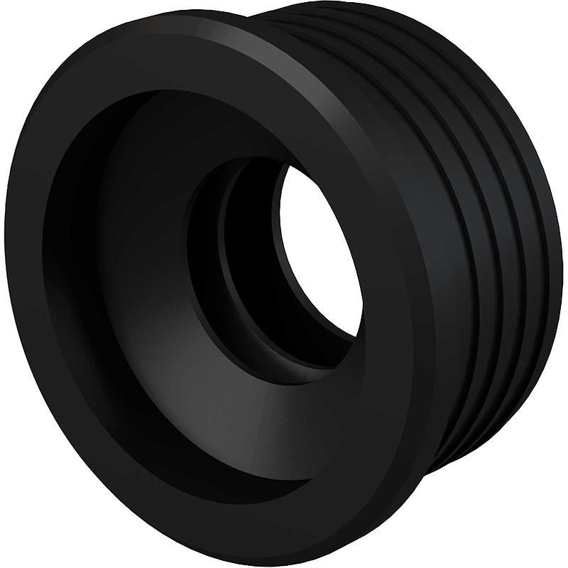Манжета Alcaplast Z0004-ND гофрированная 50/32 мм
