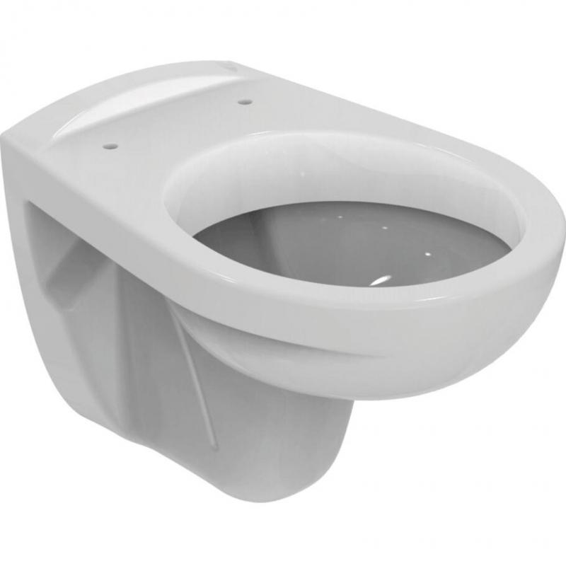 Унитаз Ideal Standard Ecco New/Eurovit W740601 подвесной без сиденья цена