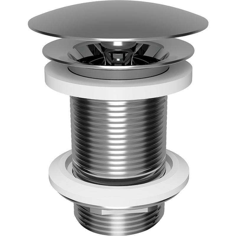 Донный клапан Omnires A82CR Хром