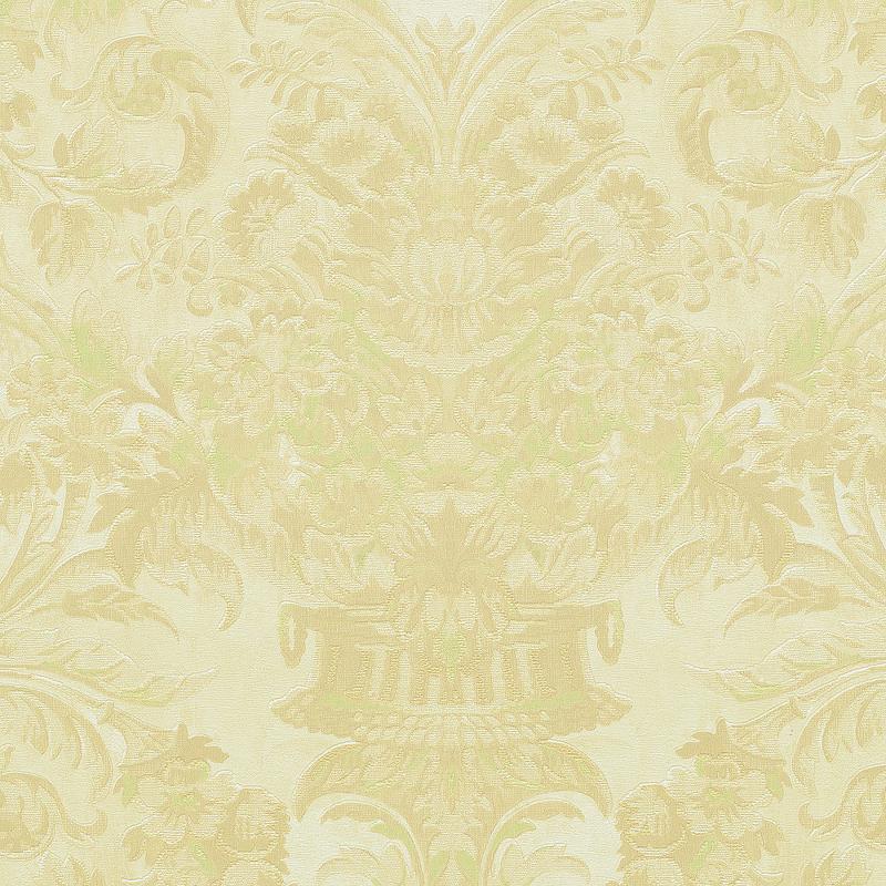 Обои Limonta Heritage 34102 Винил на флизелине (0,7*10,05) Бежевый, Орнамент/Вензель/Цветы