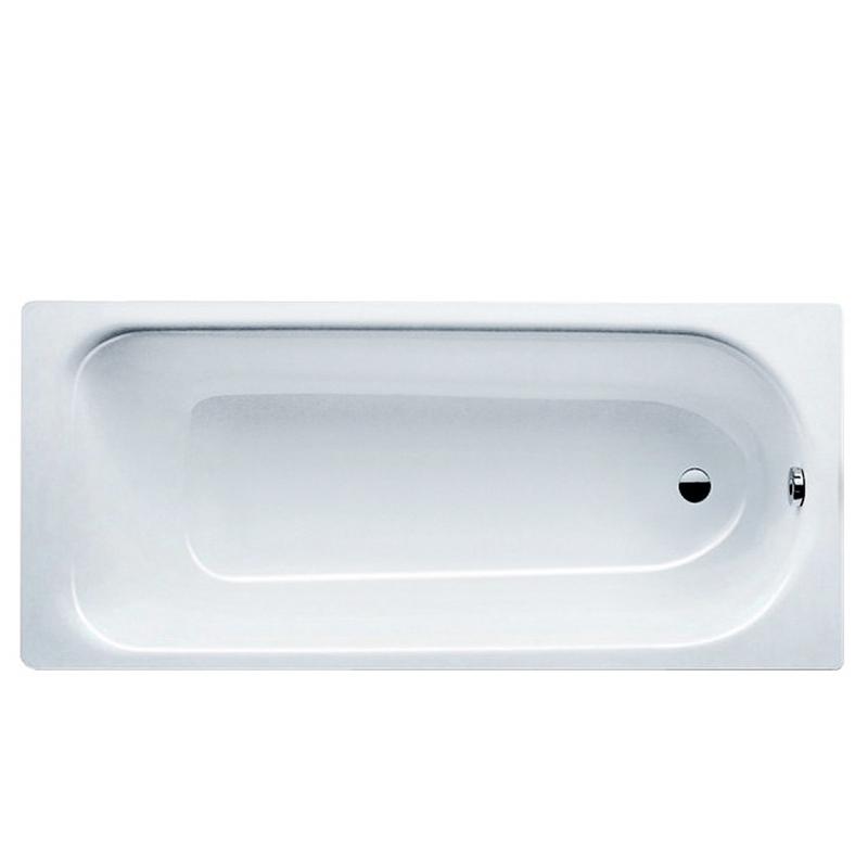 Стальная ванна Kaldewei Eurowa 309 140x70 без покрытия стальная ванна kaldewei eurowa 309 1 140x70 см 119512030001