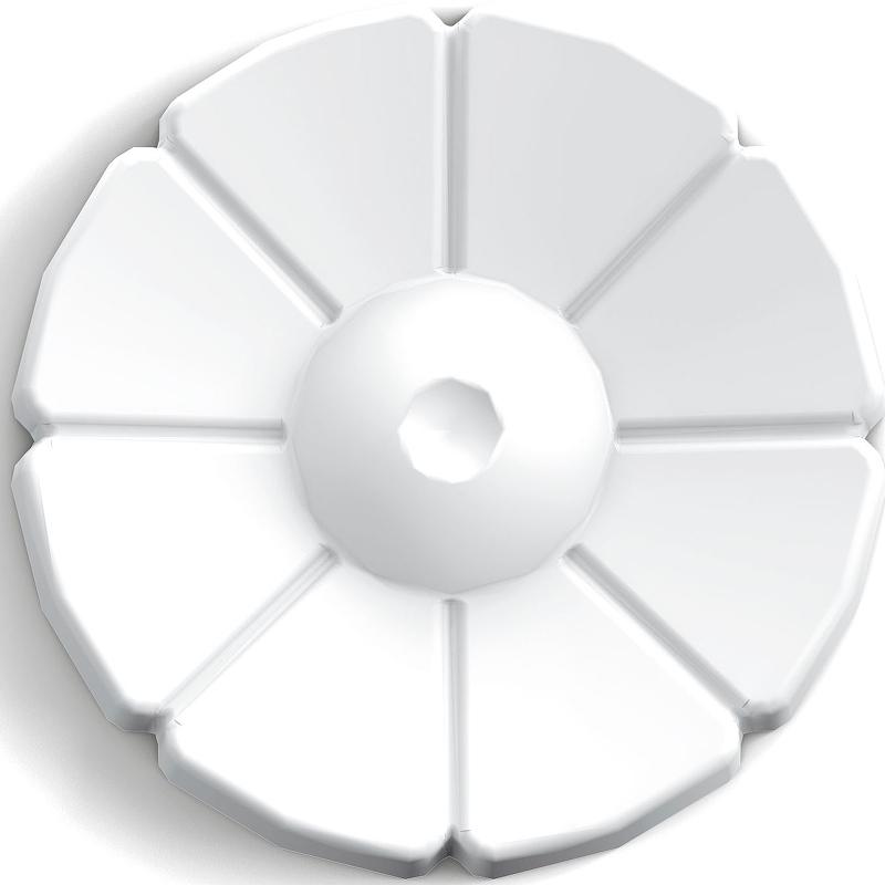 Декоративный элемент Orac Decor P20 61x8x61 мм