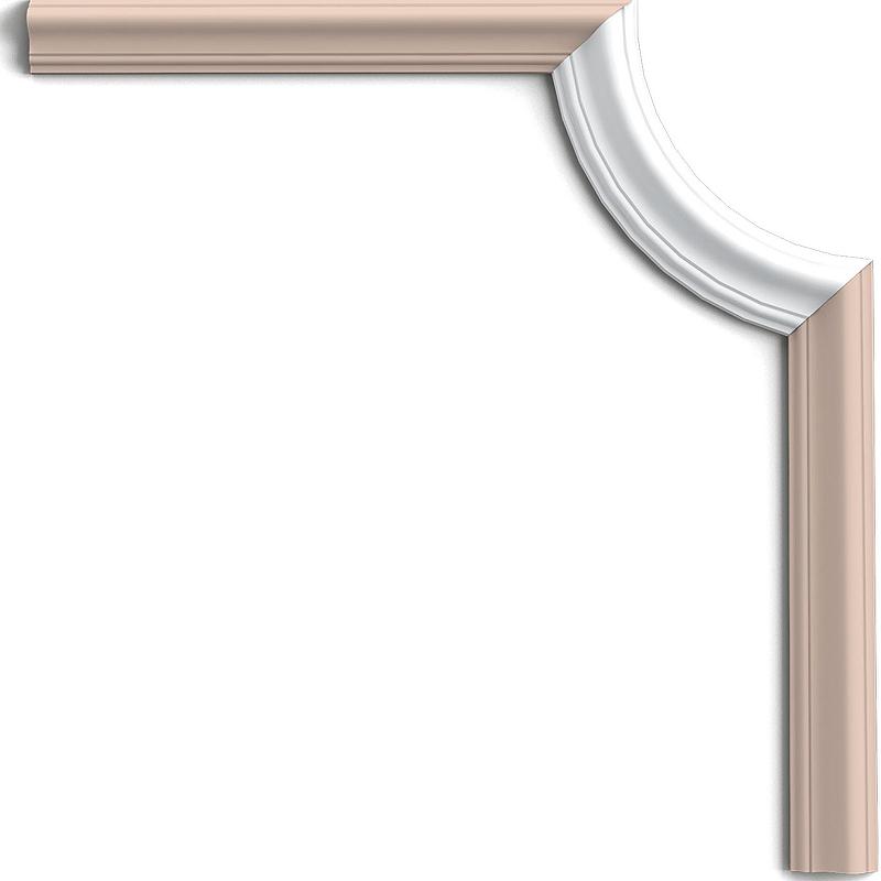Угловой элемент Orac Decor P8030C 190x17x86 мм