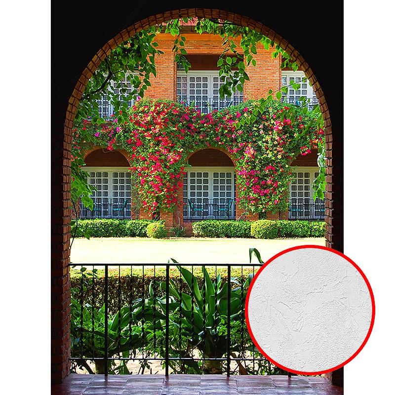 Фотообои Divino B-057 Фактура живопись Винил на флизелине (2*2,7) Разноцветный, Пейзаж