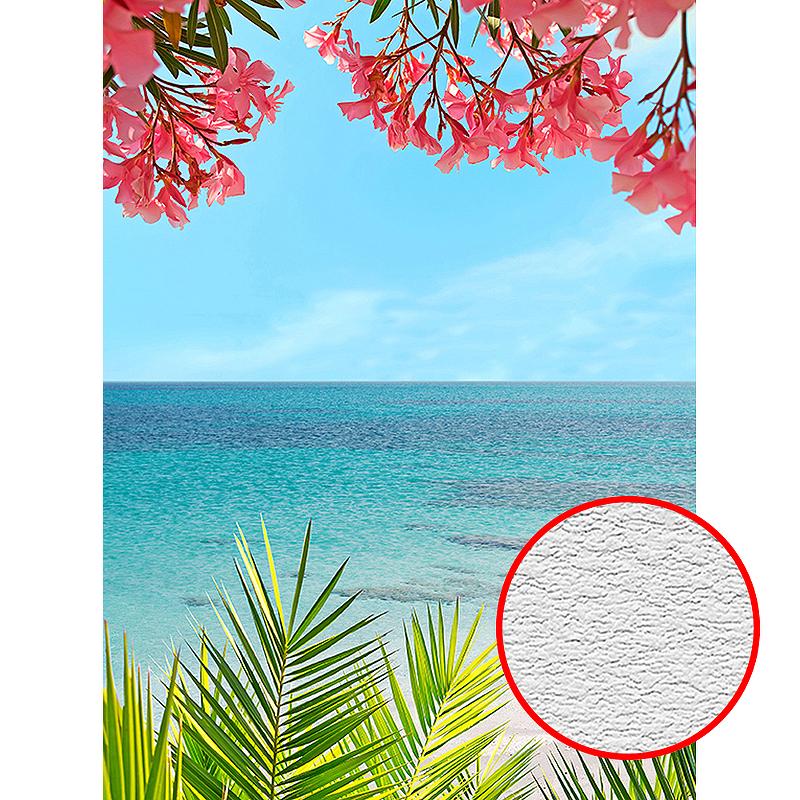 Фотообои Divino D-002 Фактура песок Винил на флизелине (2*2,7) Разноцветный, Море
