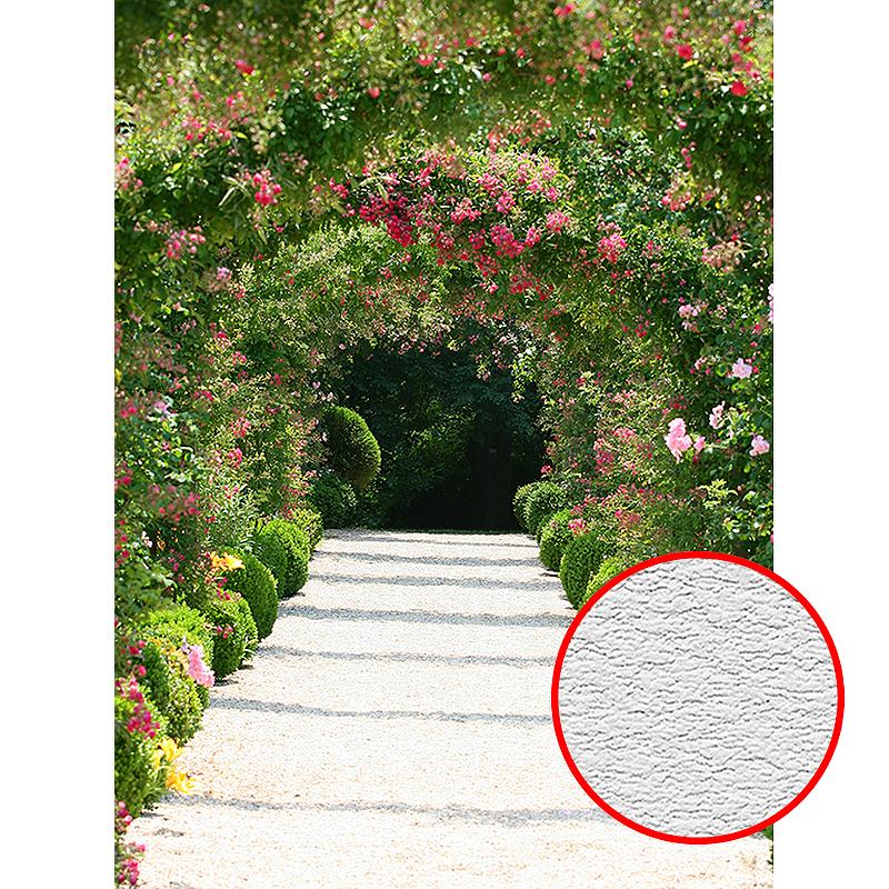 Фотообои Divino B-013 Фактура песок Винил на флизелине (2*2,7) Зеленый/Розовый, Пейзаж
