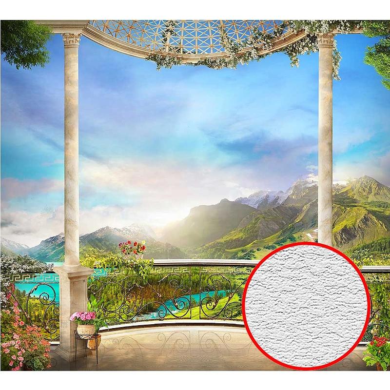 Фотообои Divino T-102 Фактура песок Винил на флизелине (3*2,7) Разноцветный, Пейзаж