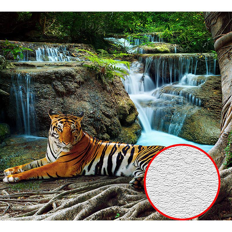Фотообои Divino B-074 Фактура песок Винил на флизелине (3*2,7) Разноцветный, Животные