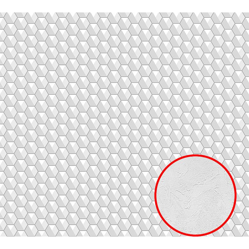 Фотообои Divino P-171 Фактура живопись Винил на флизелине (3*2,7) Серый, Абстракция