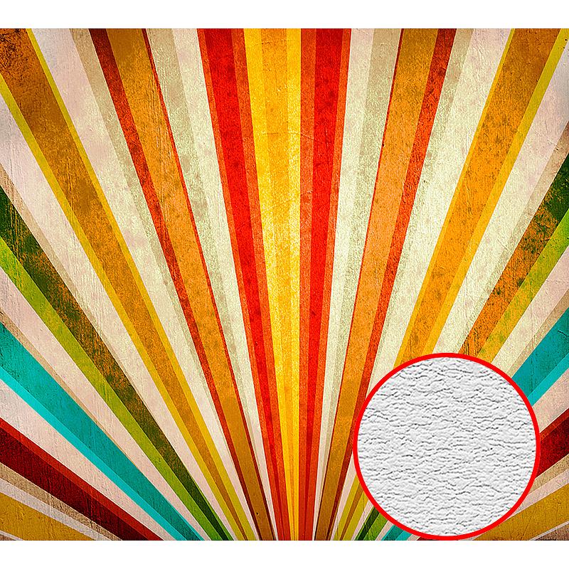 Фотообои Divino D-013 Фактура песок Винил на флизелине (3*2,7) Разноцветный, Абстракция