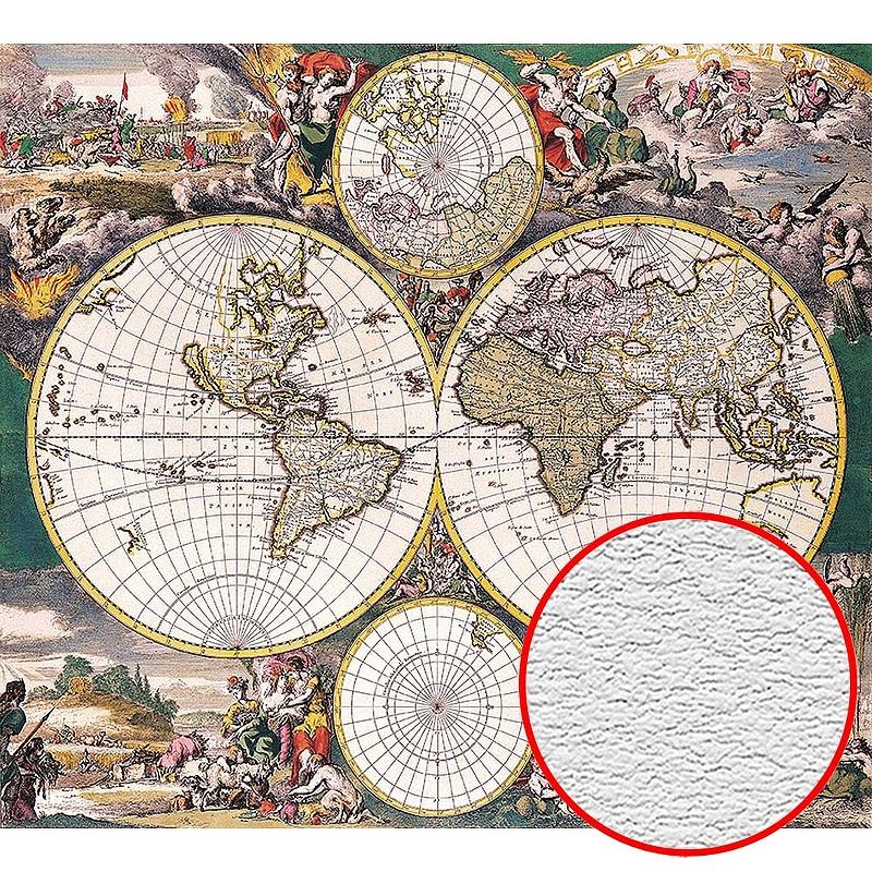 Фотообои Divino D-044 Фактура песок Винил на флизелине (3*2,7) Разноцветный, Карты
