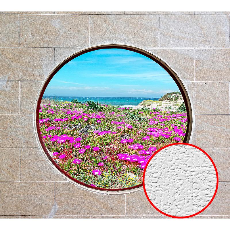 Фотообои Divino D-087 Фактура холст Винил на флизелине (3*2,7) Разноцветный, Цветы