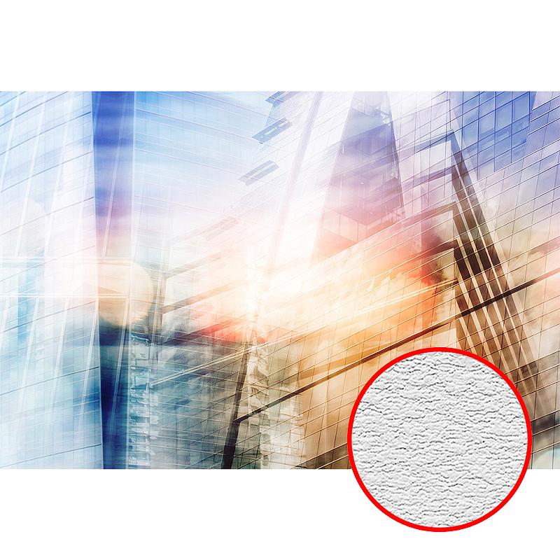 Фотообои Divino D-092 Фактура песок Винил на флизелине (4*2,7) Разноцветный, Абстракция