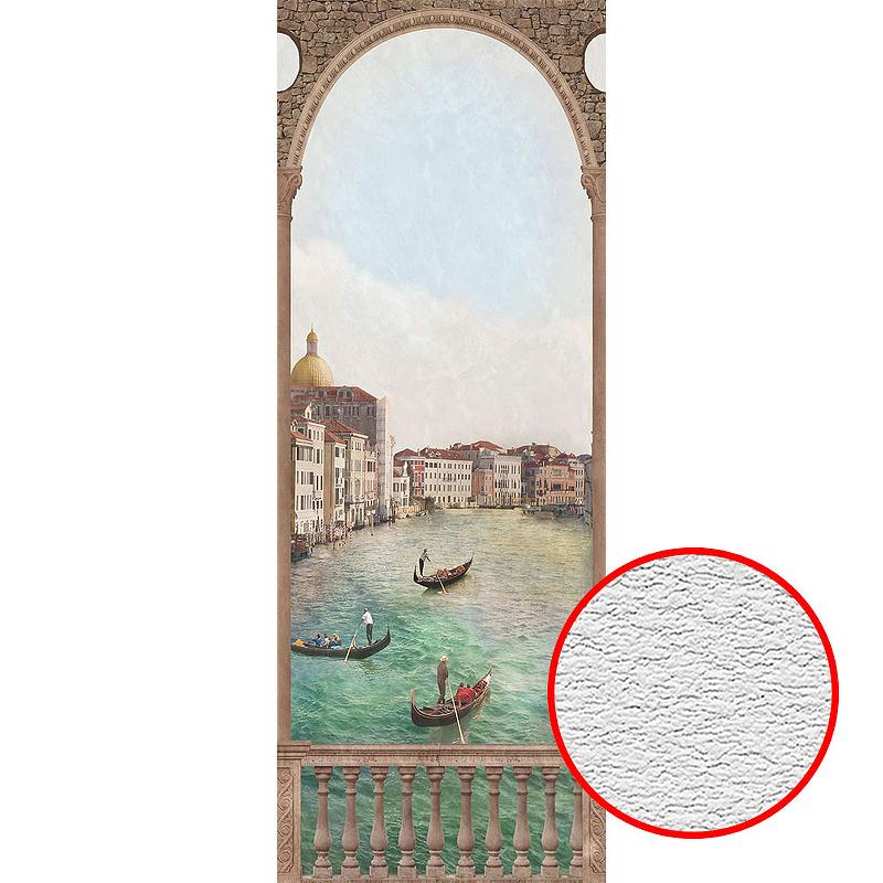 Фотообои Divino L-005 Фактура песок Винил на флизелине (1*2,7) Разноцветный, Пейзаж