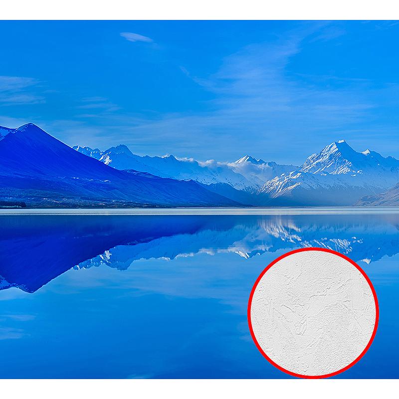Фотообои Divino C-116 Фактура Живопись Винил на флизелине (3*2,7) Голубой, Пейзаж