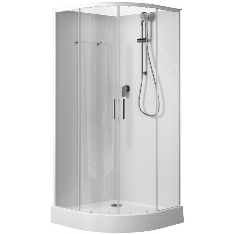 Душевая дверь для кабины Aquanet Passion EVO 258800 Стекло прозрачное