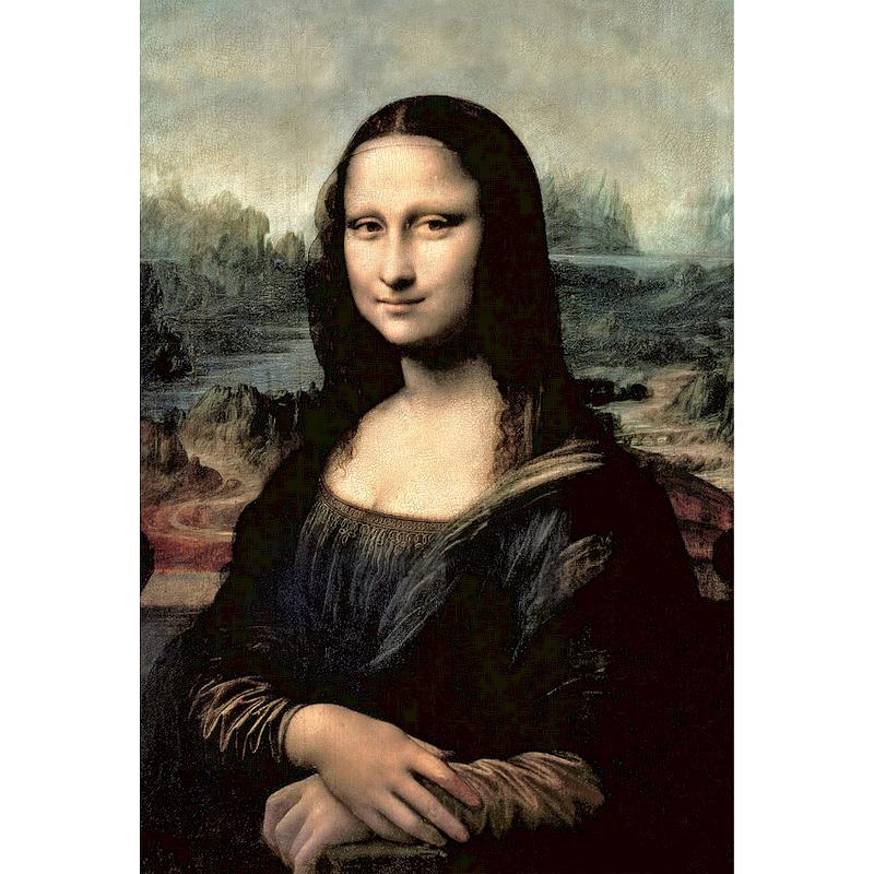 Панно JV Licenze Leonardo AD1 23090 Винил на флизелине (3*2,04) Разноцветный, Люди