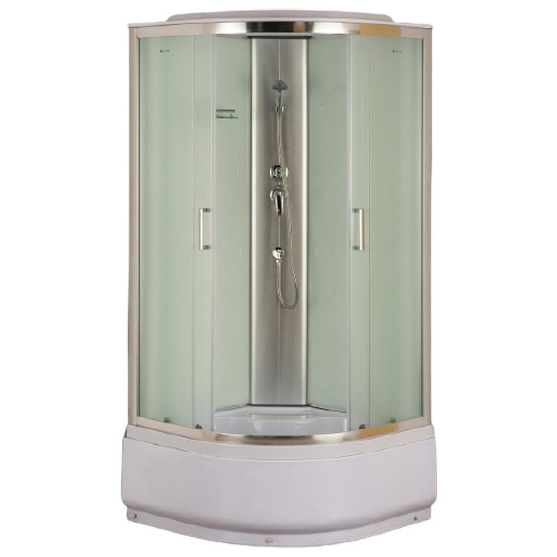 Душевая дверь для кабины Aquanet SC-1000Q №1/3 243402 Стекло матовое