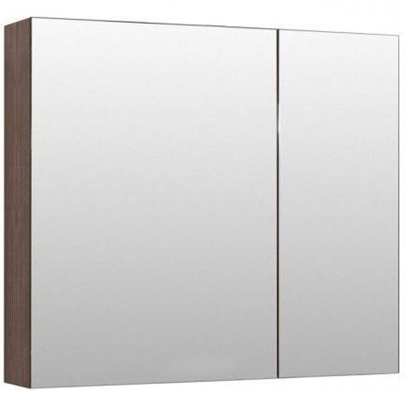 Фото - Зеркальный шкаф Aquanet Нью-Йорк 100 L 203955 Орех зеркальный шкаф aquanet нью йорк 70 орех 203952
