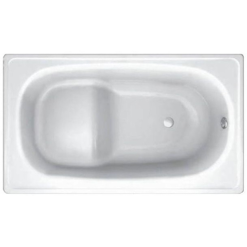Стальная ванна BLB Europa 120x70 B2SE без антискользящего покрытия