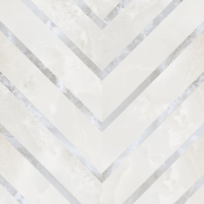 Керамический декор Grasaro Dolce G-231/G/d01 40х40 см