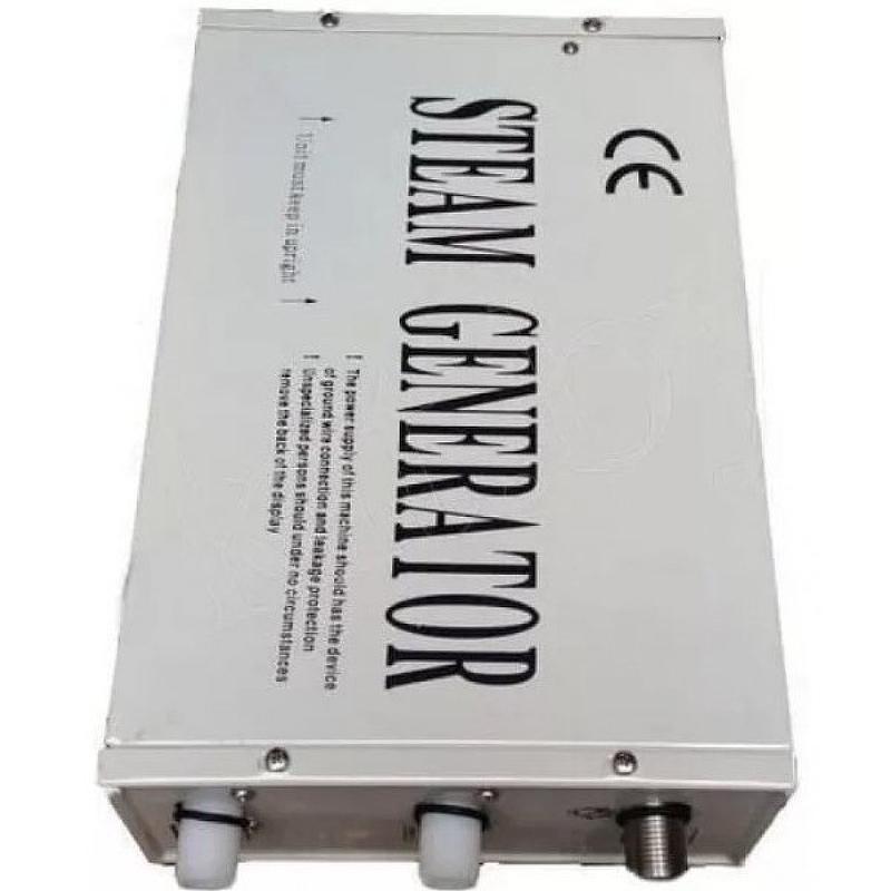 Фото - Парогенератор для душевых кабин WeltWasser WW500 DZ45 10000004033 Серый парогенератор