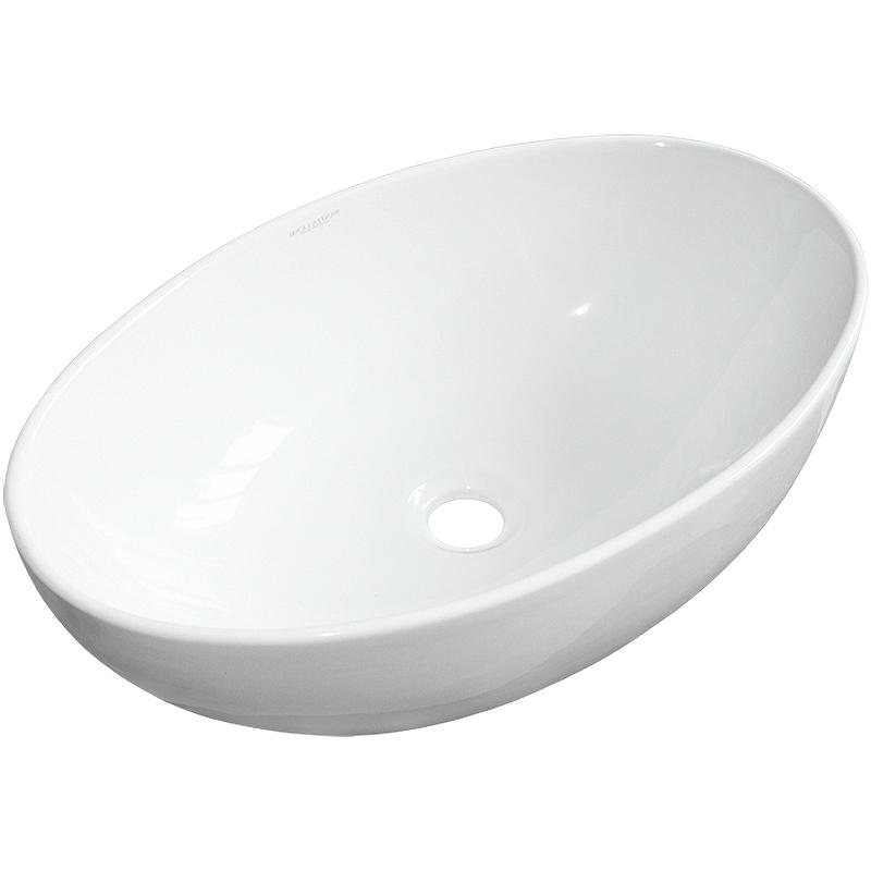 Раковина-чаша Sanita Luxe Ringo 53 RNGSLWB01 Белая