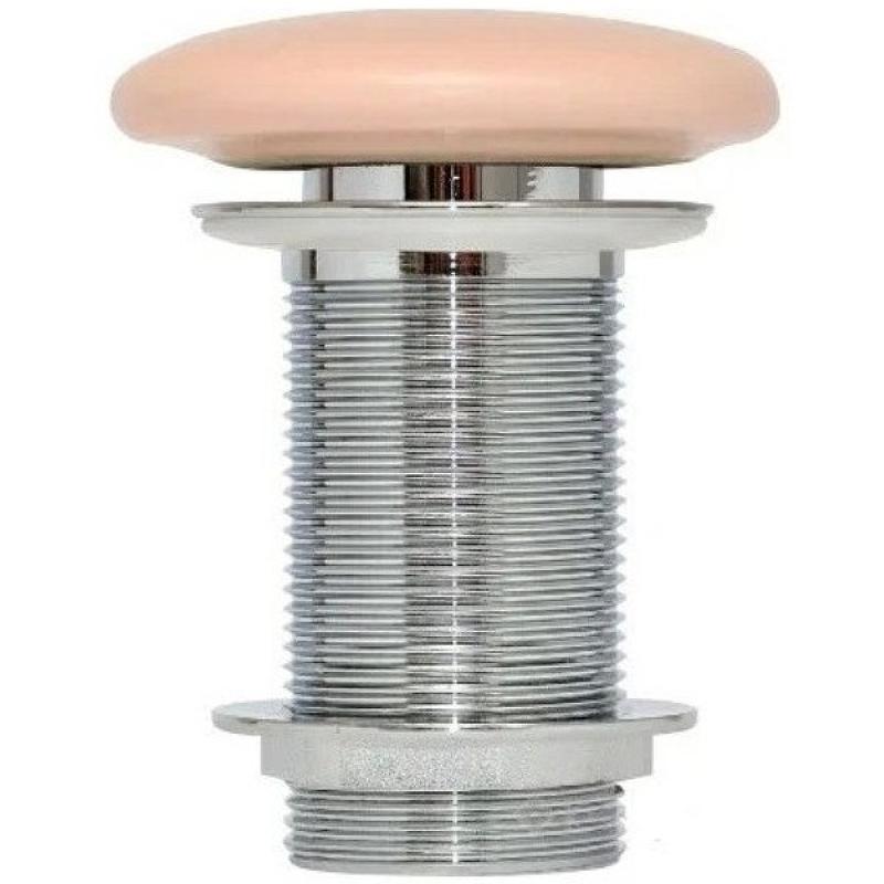 Донный клапан Isvea Colorisvea 38TP0150I1 click-clack Лососевый матовый