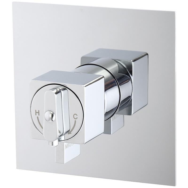 Смеситель для душа Migliore Kvant 25403 с термостатом Хром