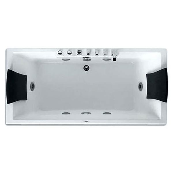 Акриловая ванна Gemy G9065 K 175х85 R с гидромассажем фото