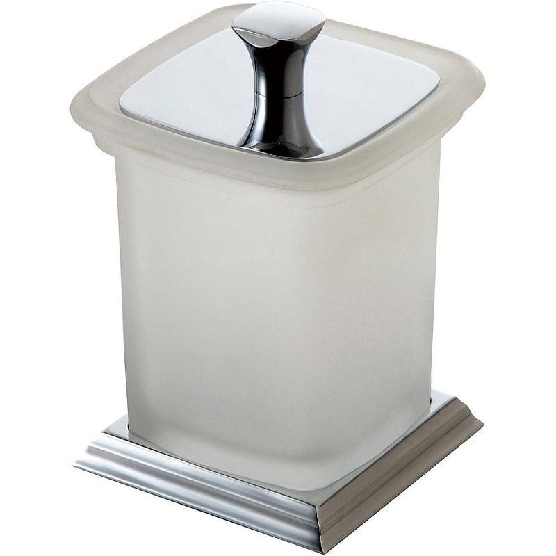 Фото - Контейнер для хранения Novella Imperiale IM-01221 Хром держатель туалетной бумаги novella imperiale im 04111 хром